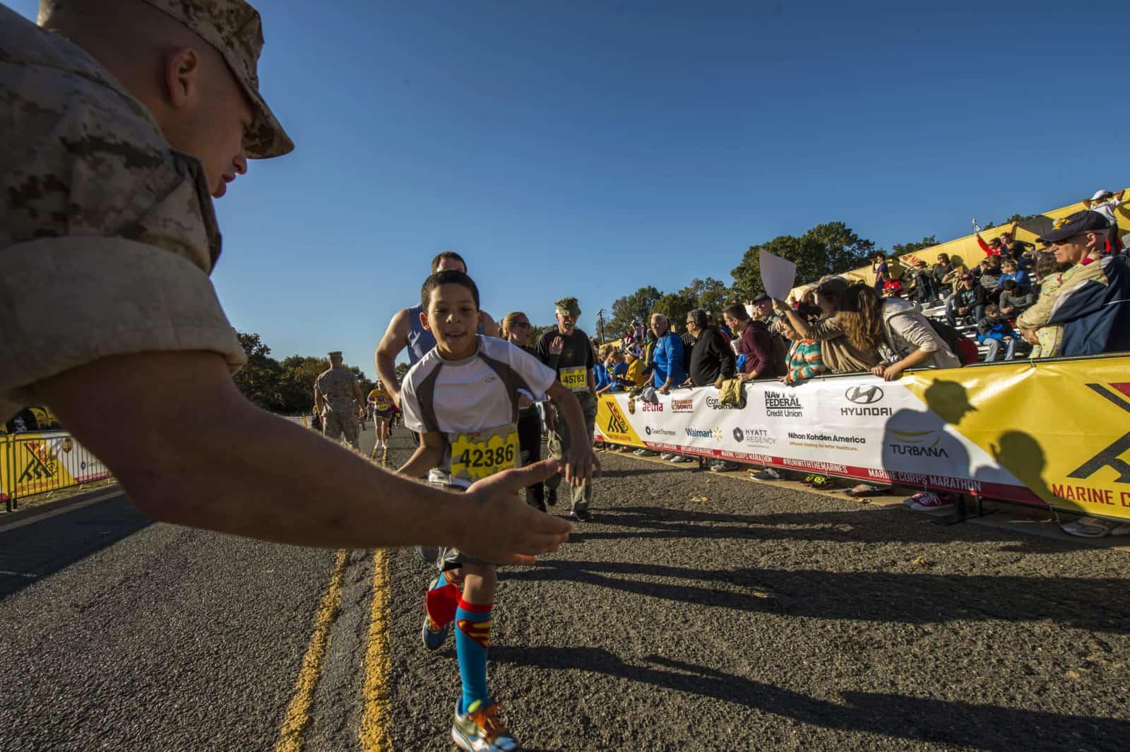 Become a Sponsor - Sponsors - Marine Corps Marathon