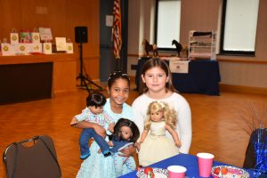 American Girl Tea Party @ Mizzentop Day School | Pawling | New York | United States
