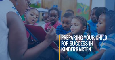 Preparing your child for success in kindergarten