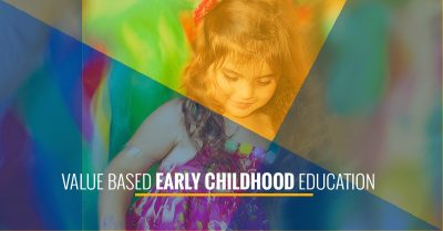Value Based Early Childhood Education