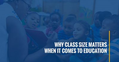 Why Class Size Matters When it Comes to Education