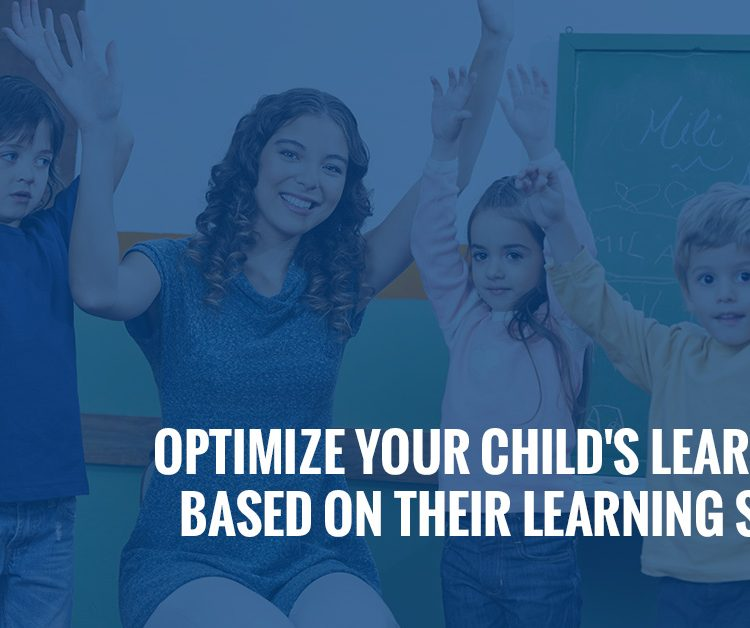 Optimize Your Child's Learning Based on Their Learning Style