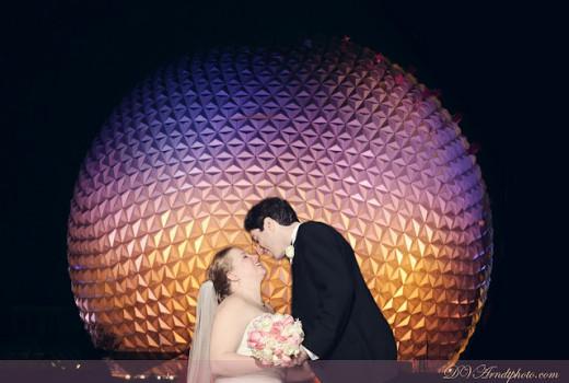 Walt Disney World Wedding: Tracie + Jay