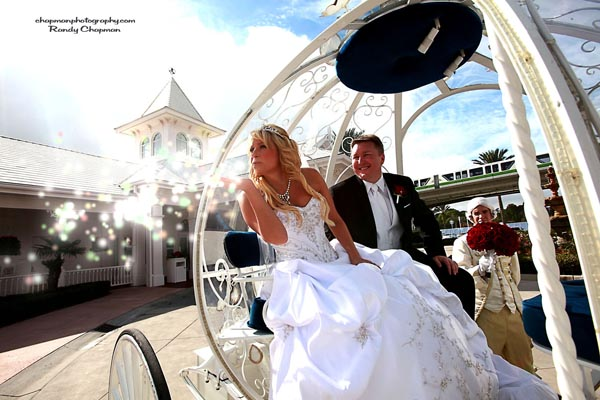 How to Have an Intimate Wedding at Walt Disney World