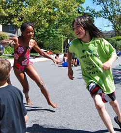 Start a neighborhood summer camp