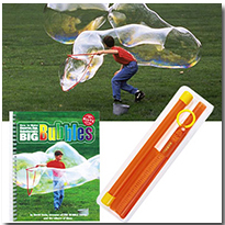 Unbelievably Big Bubbles Kit
