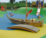 example of universally designed playspace
