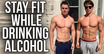 How to Drink Alcohol While Building Muscle