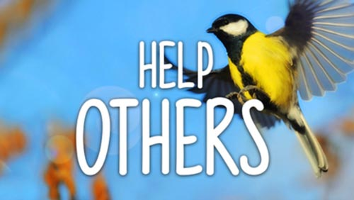 Talk About It: Help Others