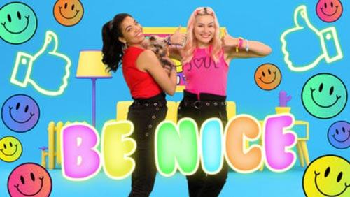 BEST TEES: Be Nice