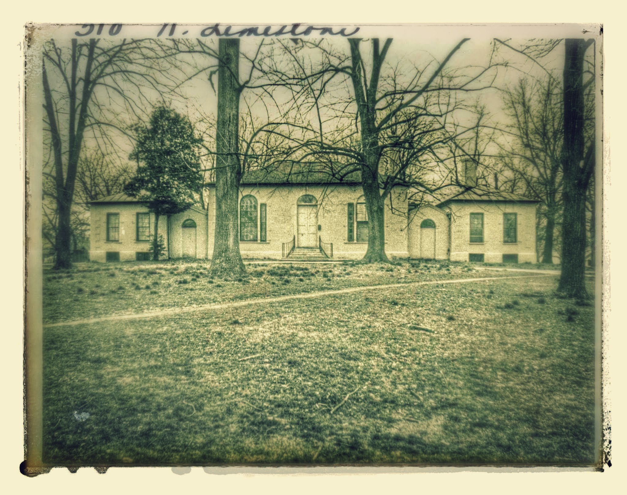 Vintage Picture of Morton House