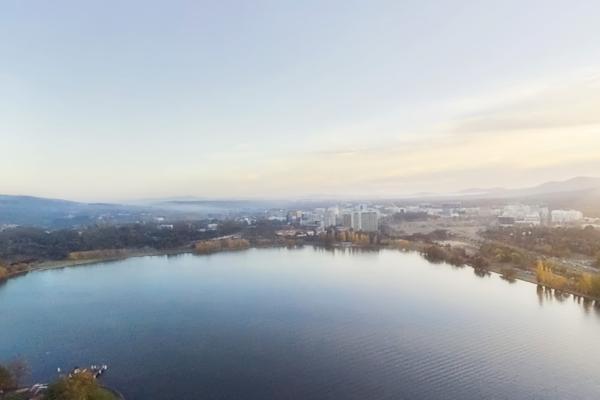 Canberra Dawn