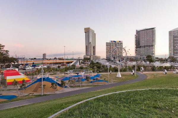 Docklands Parks