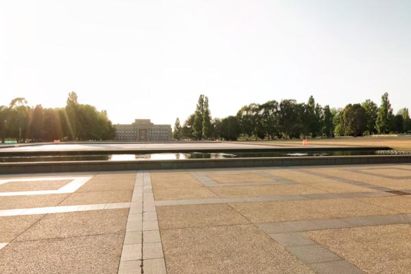 Reflecting Pools