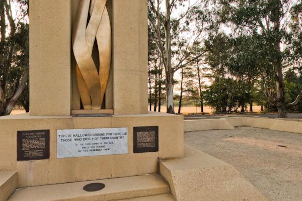 Rats of Tobruk Memorial