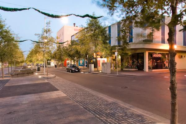 Little Malop St Mall
