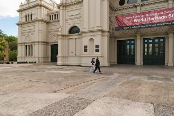 Melbourne Exhibition Hall