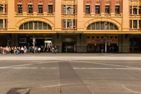 Flinders & Elizabeth St