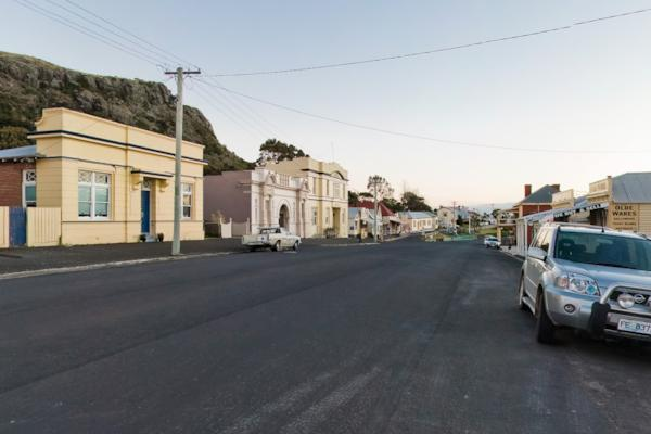 Main St of Stanley