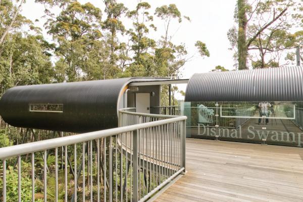 Dismal Swamp, Visitors Centre