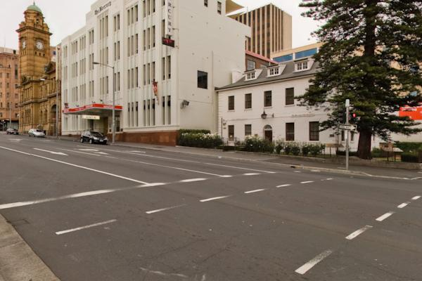 Cnr Argyle St & Macquarie St