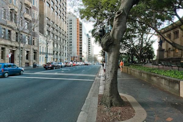 Macquarie & Hunter  St