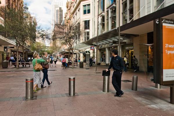 Pitt St Mall Nth