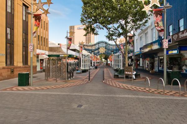 Cnr Liverpool St & Elizabeth mall