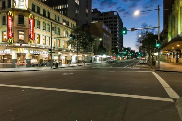 Pitt & Park St