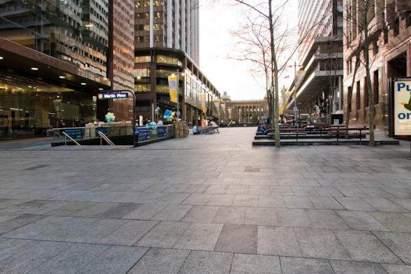 Martin Place & Elizabeth St