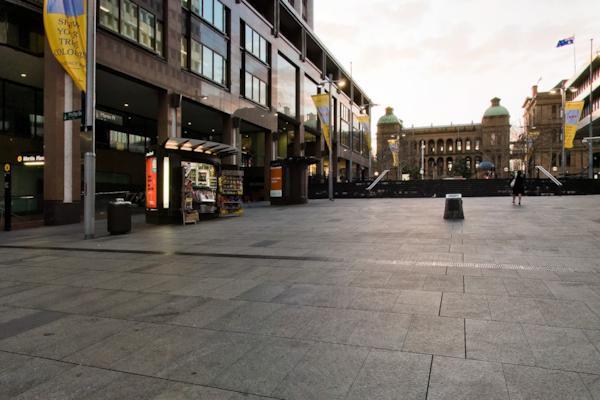 Martin Place & Phillip St