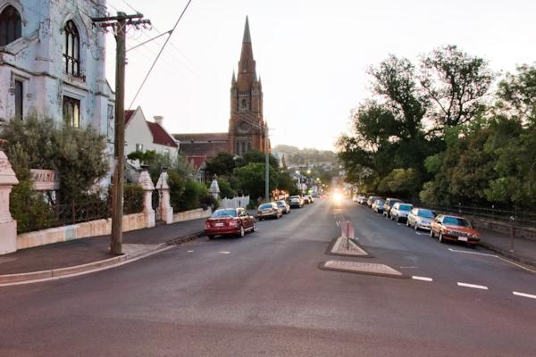 Cnr St John St & Frederick St