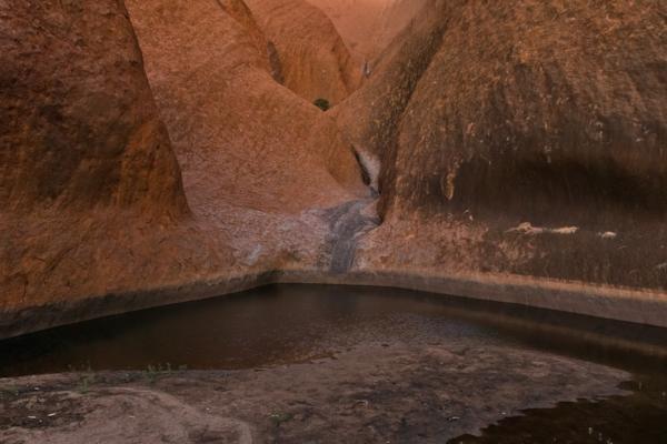 Uluru Mutitjulu Waterhole