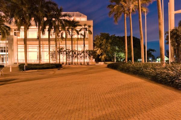 NT Parliament House - Evening