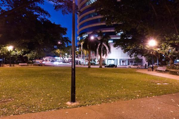 Darwin City at Night