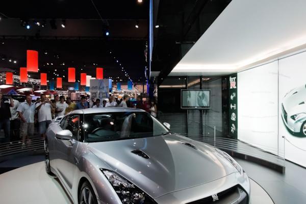 Nissan GTR, Melbourne Motor Show
