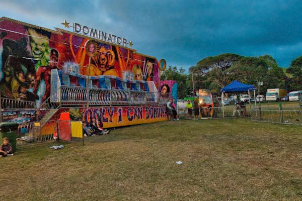 Rides, Easterfest