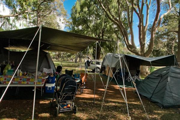 Family Camping, Easterfest
