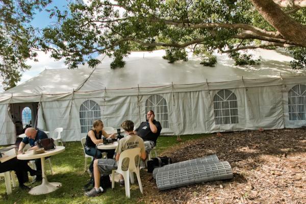 Guest Tent, Easterfest