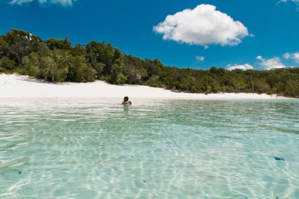 Lake McKenzie...Paradise