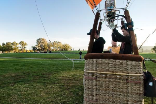 Balloon Fiesta, Canberra