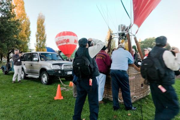 Balloon Fiesta, Parkes Place