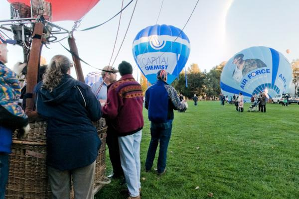 Balloon Fiesta, Parkes Place