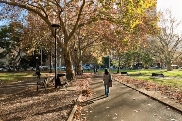 Belmore Park