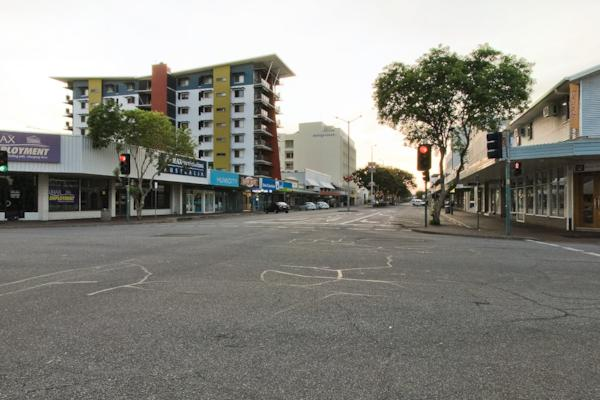 Cnr Cavenagh St & Knuckey St