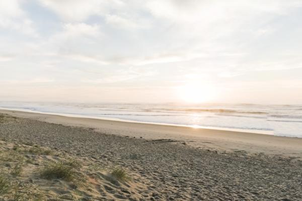 Ocean beach, Shoalhaven Heads