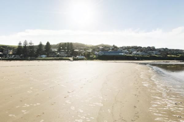 Gerroa beach