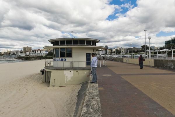Bondi Beach foreshore