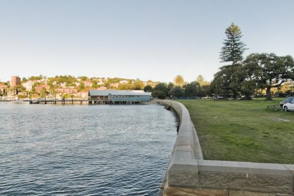 Double Bay Park
