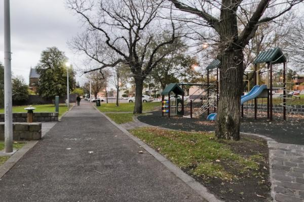 Chetwynd St. park